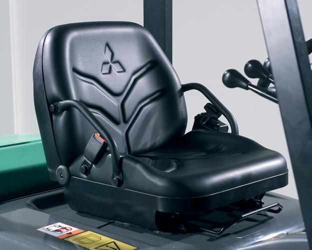 GRENDiA Fahrersitz