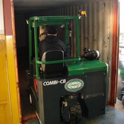 Auch für Container geeignet!
