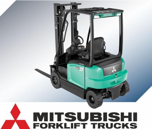 Mitsubishi Forklift Trucks