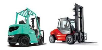 Dieselstapler / Treibgasstapler